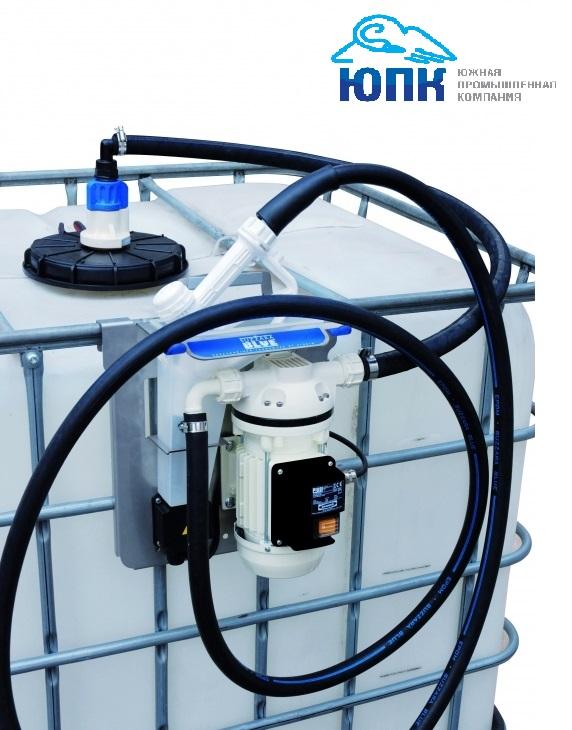 Оборудование для перекачки Adblue (мочевины)